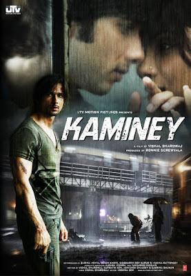 Kaminey 2009 Hindi 720p BluRay 700MB