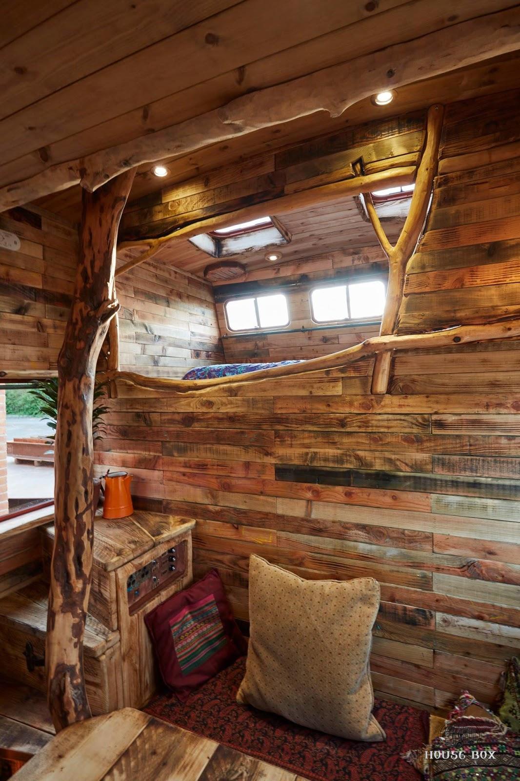 Bedroom Loft With Bathroom