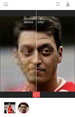 تطبيق Remini pro النسخة المدفوعة لتحسين جودة الصور القديمة