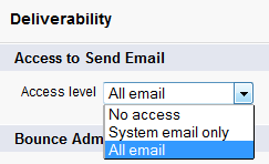 SimplySfdc com: Cannot send email from Salesforce Sandbox