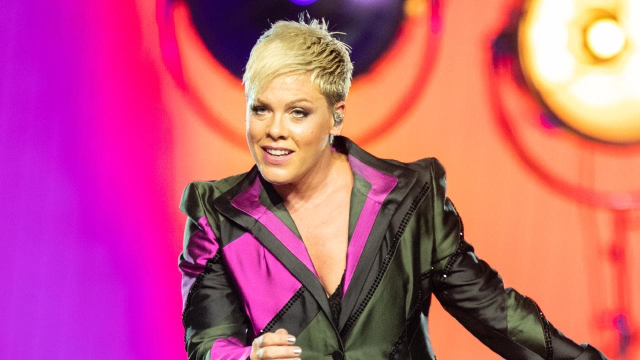 Pink Advised To Postpone Tonight's Sydney Concert On Medical Advice As She Battles Illness