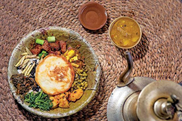 List of Newari Food: Nepal