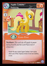My Little Pony Apple Cobbler, Headstrong Premiere CCG Card