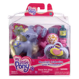 MLP Moondancer Accessory Playsets Moonlight Celebration G3 Pony