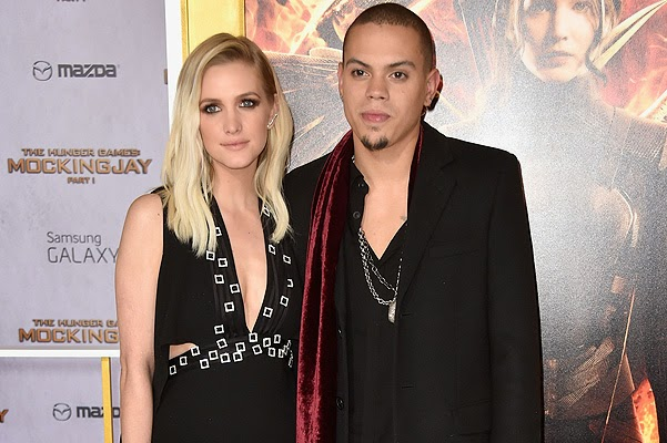 Ashlee Simpson is pregnant