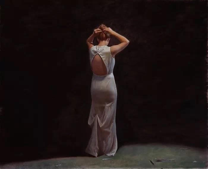 Американский художник. David G. Baker