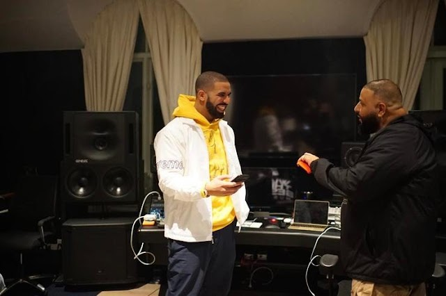 "DJ Khaled Reunites With Drake On ""Popstar"" And ""Greece"""