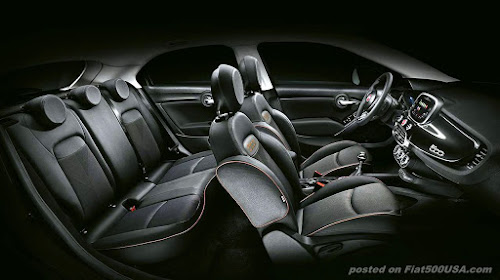 500X 120th Edition Interior