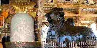 Thanjavur Big Temple Nandi