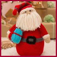Achuchable Santa