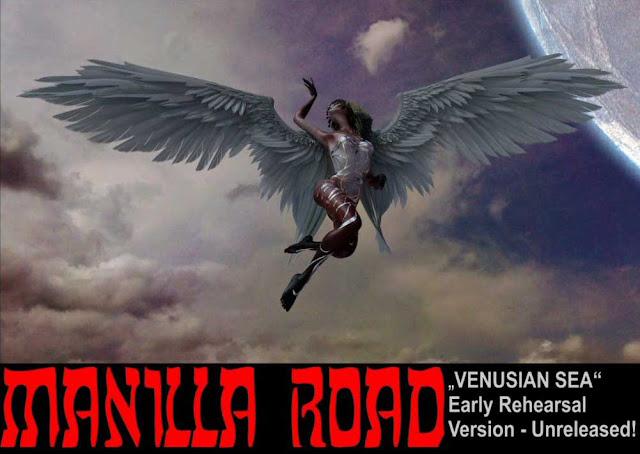 """Το τραγούδι των Manilla Road """"Venusian Sea"""""""