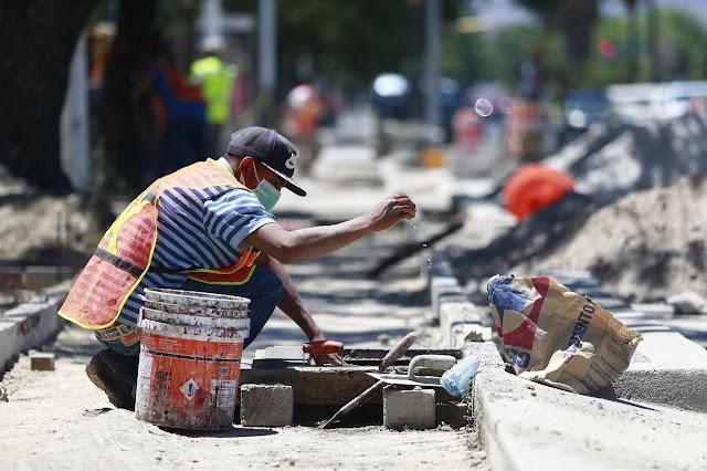 La rehabilitación urbana en el AMG continúa; esta semana arrancarán cuatro obras