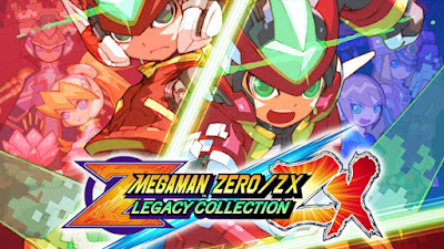 As part of Capcom's eternal quest to bring every Mega Man game to every platform in the known universe, the new Mega Man Zero/ZX Legacy Collection