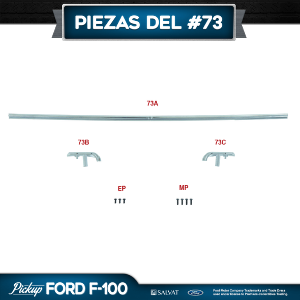Entrega 73 Ford F-100