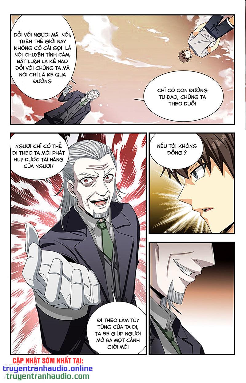 Long Ẩn Giả chap 165 - Trang 5