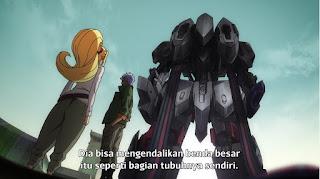 Mobile Suit Gundam: Tekketsu no Orphans Episode 3 Subtitle Indonesia
