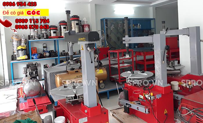 thiết bị sửa chữa xe máy chuyên nghiệp SPRO