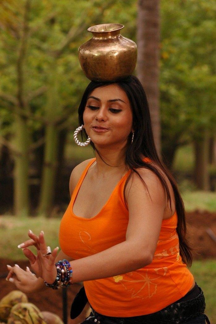 Actress Namitha Hot Movie Stills,Namitha In Fire Movie -2504