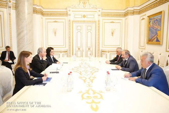 Misión del FMI visita Armenia