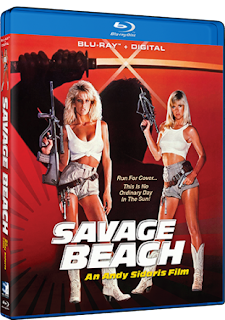Blu-ray Review: Savage Beach (1989)