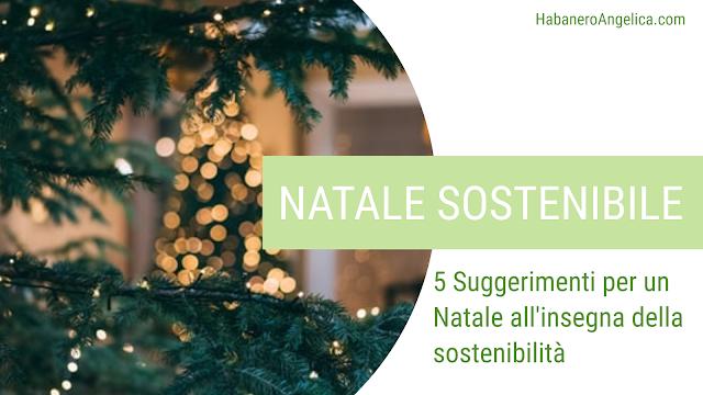 vademecum per un Natale sostenibile