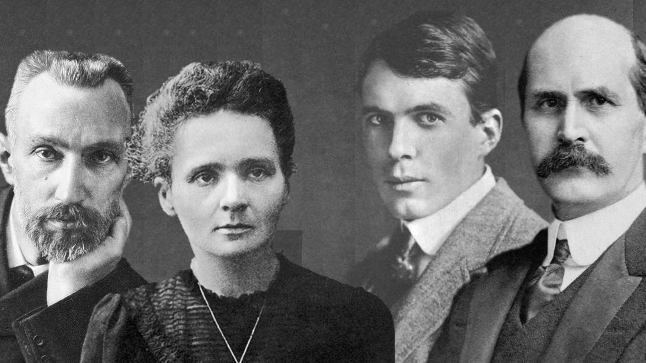 nobel prize winning father son couples in science