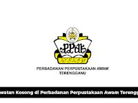 Jawatan Kosong di Perbadanan Perpustakaan Awam Terengganu