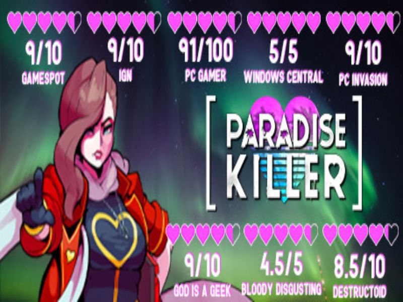 Download Paradise Killer Game PC Free
