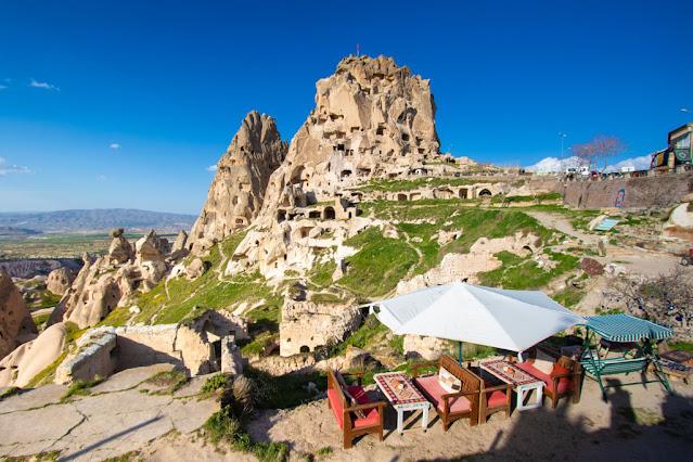 Castello di Uchisar-Cappadocia