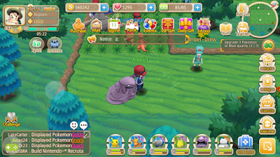 Cara Menyelesaikan Quest Upgrade To Blue Green Quality Hey Monster, Cara Menyelesaikan Quest upgrade 3 pokemon to green quality hey monster, Cara Menyelesaikan Quest upgrade 3 pokemon to blue quality hey monster.