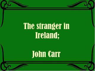 The stranger in Ireland