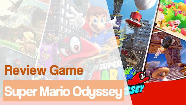 Review Game Super Mario Odyssey