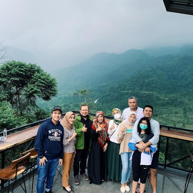 Menu di Highlanders Resort & Cafe Bogor