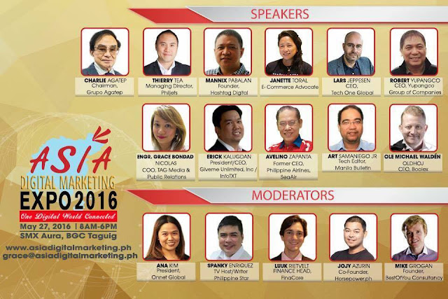 What to expect from Asia Digital Marketing Conference 2016?