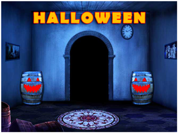 MirchiGames - Halloween Escape