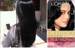 لوريال Excellence Crème Black 01