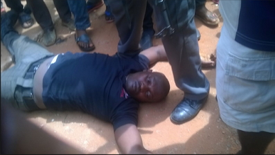 police man kill colleague bayelsa