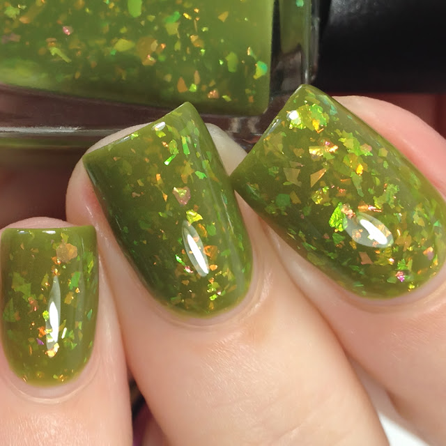 Night Owl Lacquer-I Must Dance!