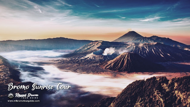 Mount Bromo Sunrise Tour Package