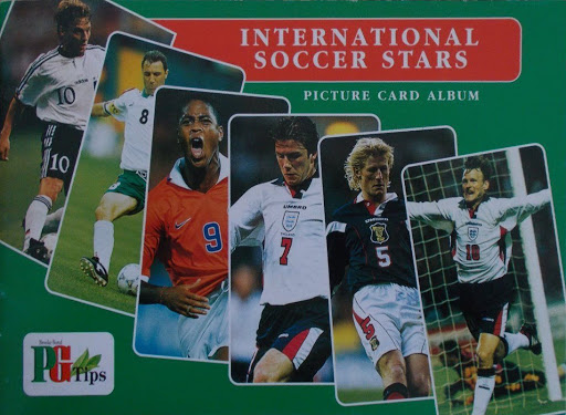 PG TIPS INTERNATIONAL SOCCER STARS ***PICK THE CARDS YOU NEED*** G