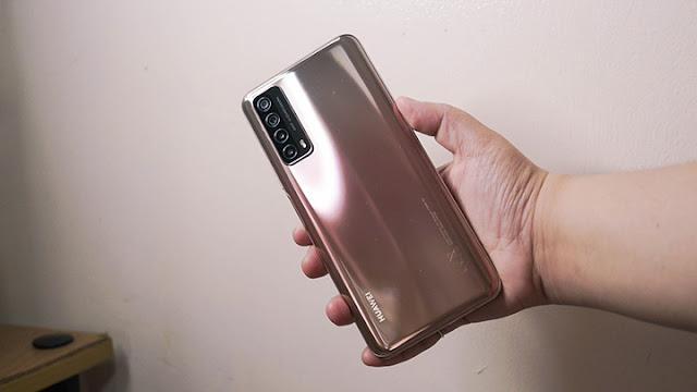 Huawei Y7a layar 6.67 inci FHD +, prosesor Kirin 710A 4GB RAM