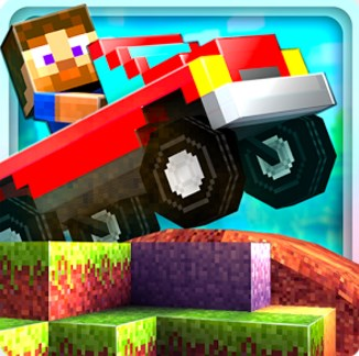 Blocky Roads v1.3.0 Mod Apk Unlimited Coins