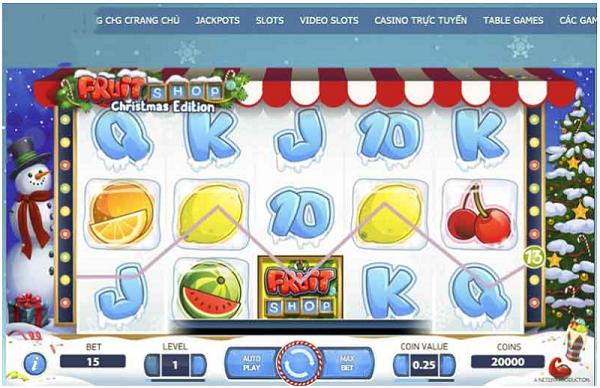 hướng dẫn chơi slot game