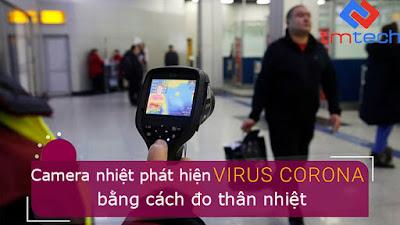 giải pháp lắp đặt camera đo thân nhiệt để chống lây lan dịch covid-19 corona