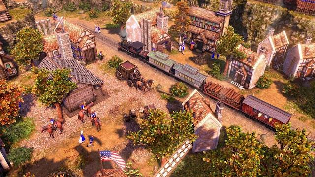 Imagem do Age of Empires III: DE - The African Royals