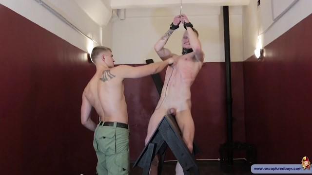 RusCapturedBoys - Slim Slave Philipp. Final Part.