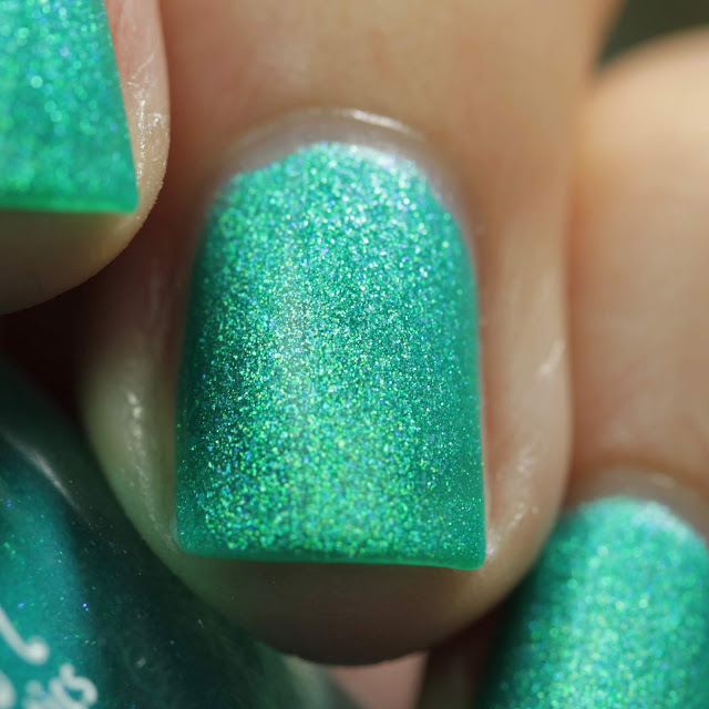 Girly Bits Cross-eyed Bear swatch by Streets Ahead Style