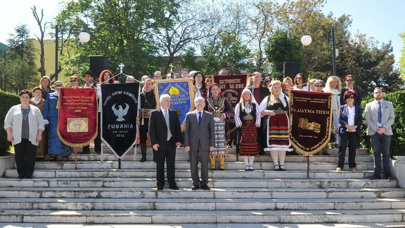 Ο Έβρος τίμησε την Ημέρα Μνήμης της Γενοκτονίας του Θρακικού Ελληνισμού