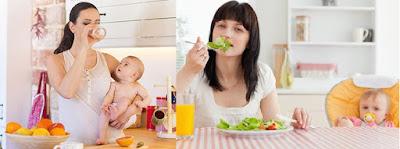 كيفية تخسيس البطن بعد الولادة القيصرية بالاعشاب