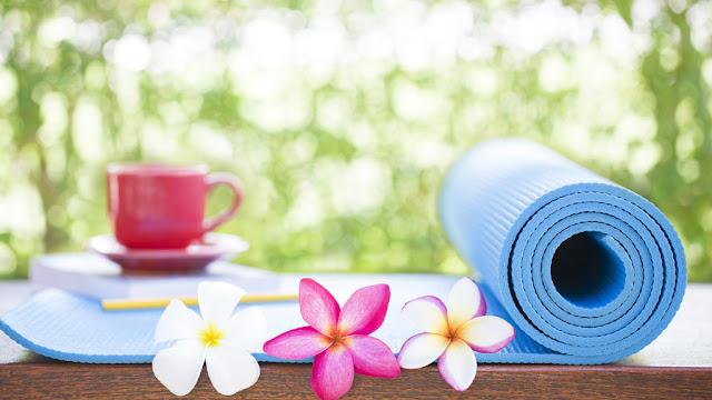 tác dụng của thảm tập yoga